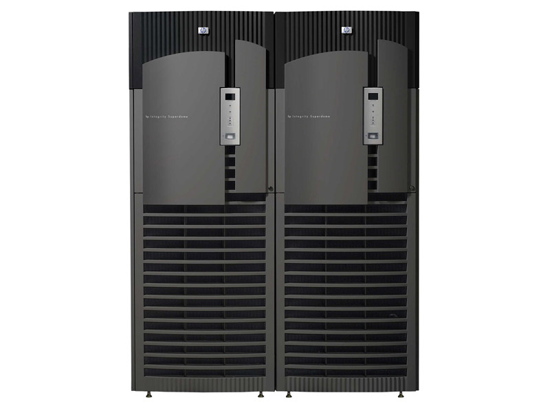 HP Integrityサーバ Superdome 【記事に戻る】  拡大画像