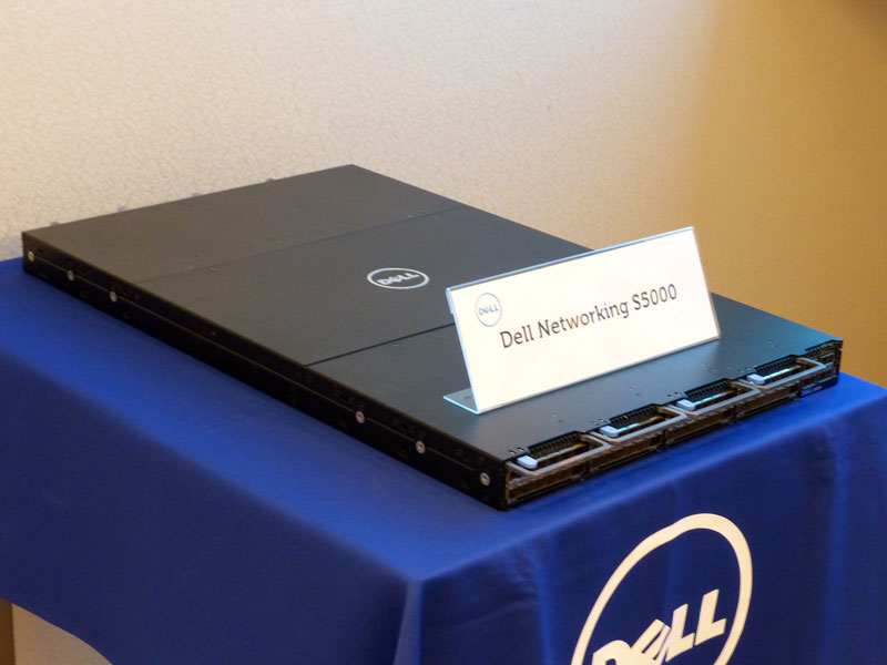 Dell Networking S5000