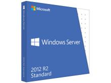 MICROSOFT WINDOWS SERVER 2012 STANDARD R2 Full Version License