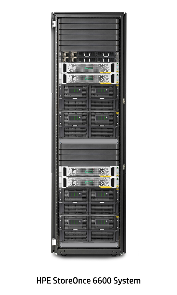 HPE StoreOnce 6600